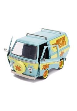 Mystery Machine w/ Shaggy & Scooby Doo 1:24 Die Ca Alt 2