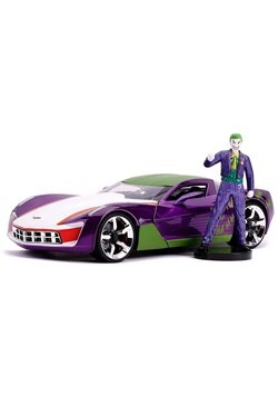 2009 Chevy Corvette Stingray Joker 1:24 Scale Update