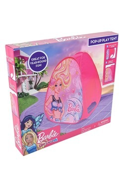 Barbie Pop-Up Tent Alt 2