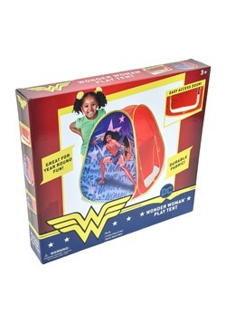 Wonder Woman Pop-Up Tent Alt 1