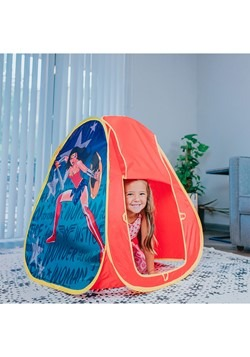 Wonder Woman Pop-Up Tent Alt 3