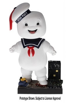 Stay Puft Ghostbusters Classic Bobblehead