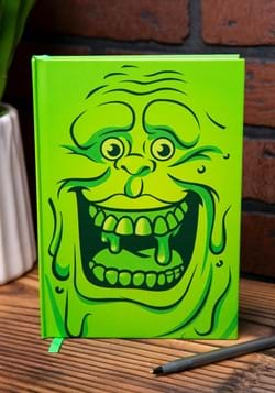 Ghostbusters Journal Slimer