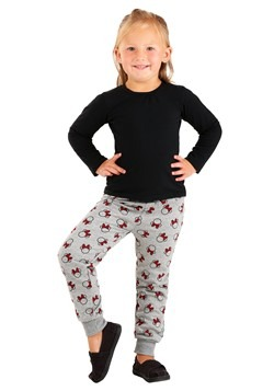 2 Pack Minnie Mouse Toddler Joggers Alt 1