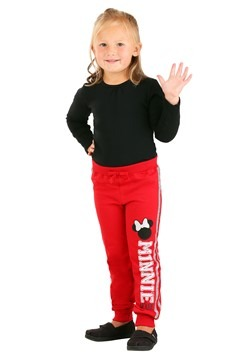 2 Pack Minnie Mouse Toddler Joggers Alt 2