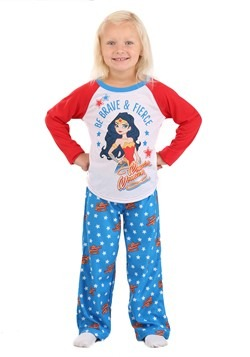 Wonder Woman Sleepwear Set