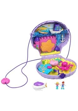 Polly Pocket Tiny Power Seashell Purse