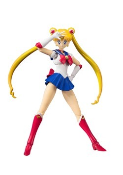 Pretty Guardian Sailor Moon Sailor Moon Bandai Tamashii Nati