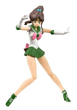 Pretty Guardian Sailor Moon Sailor Jupiter Bandai Tamashii N