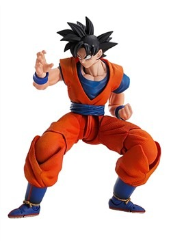 Dragon Ball Z Son Goku Imagination Works Action Fi