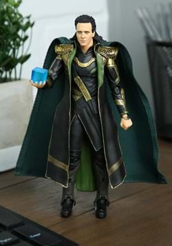 Avengers Loki SH Figuarts Action Figure