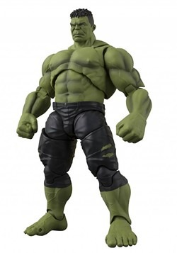 Avengers: Infinity War Hulk SH Figuarts Action Fig