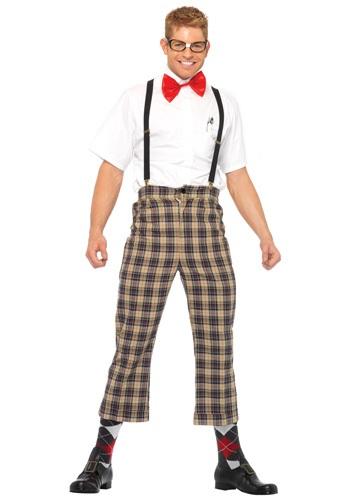 Nerdy Nerd Costume For Men