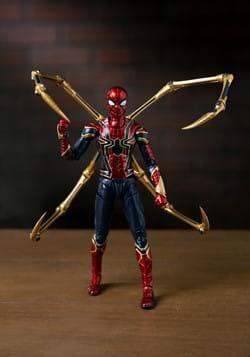 Avengers: Endgame Iron Spider Final Battle Edition SH Figuar