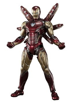 Avengers: Endgame Iron Man Mark 85 Final Battle Ed