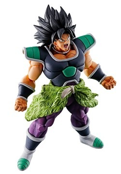 Dragon Ball Broly Angry History of Rivals Ichiban