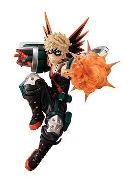 My Hero Academia Katsuki Bakugo Next Generations!