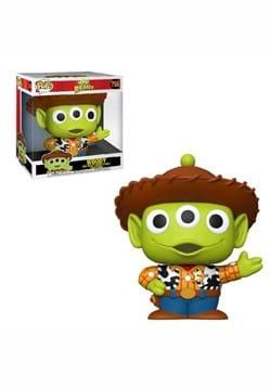 """POP Disney: Pixar- 10"""" Alien as Woody"""