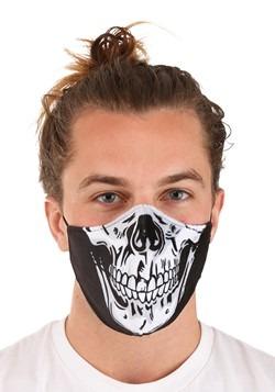 Adult Skeleton Sublimated Face Mask