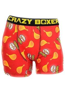 Craz;y Boxers Pringles All Over Boxer Briefs