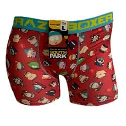 CRAZY BOXER SOUTH PARK CARTMAN BOXER BRIEFS