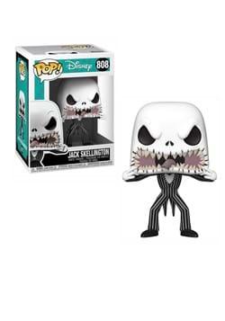 POP Disney: Nightmare Before Christmas- Jack (scar