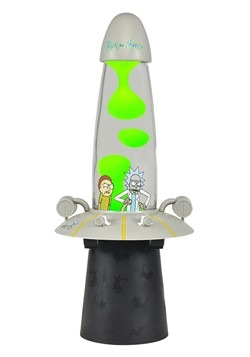 Rick & Morty Space Cruiser Lamp