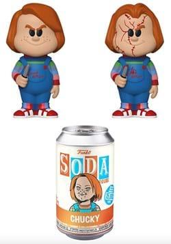 Vinyl SODA: Chucky- Chucky w/(BD)Chase