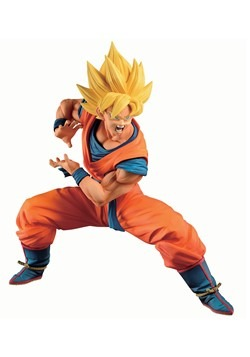 Dragon Ball Super Saiyon Son Goku Bandai Ichiban F