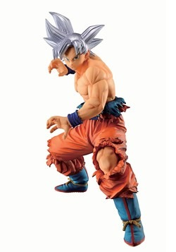 Dragon Ball Son Goku Ultra Instinct Bandai Ichiban