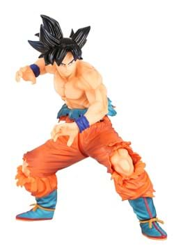 Dragon Ball Son Goku Ultra Instinct Sign Bandai Ic