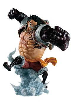 One Piece Luffy Gear 4 Boundman Bandai Ichiban Fig