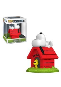 POP Deluxe: Peanuts- Snoopy on Doghouse