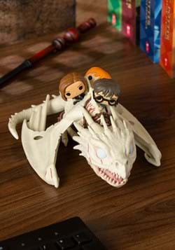 POP Ride: Harry Potter- Dragon w/ Harry, Ron, & He