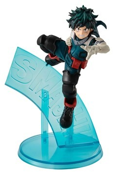 My Hero Academia Izuka Midoriya Bandai Styling Fig