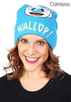 Mugman Printed Folded Cuff Knitted Winter Hat Update