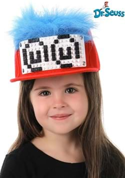 Thing 1&2 Bricky Blocks Build-On Snapback Hat Kit