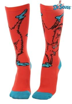 Costume Socks - Fox in Socks Knee High