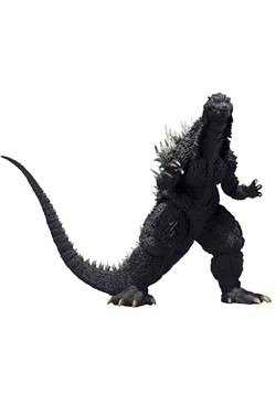 Godzilla 2002 Tamashii Nations S.H. MonsterArts Action Figur