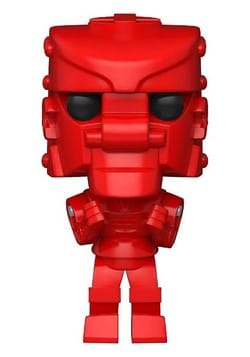 POP Vinyl Mattel RockEmSockEm Robot Red Figure