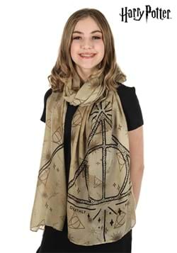 Deathly Hallows Harry Potter Lightweight Scarf