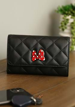 Minnie Mouse Flip Wallet