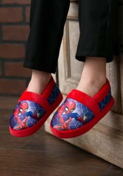 Spider-Man Plush Slipper Child