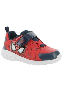 Spider-Man Face Lighted Sneaker