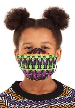 Monsters Sublimated Face Mask for Kids