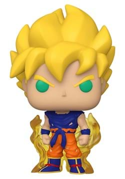 POP Animation: Dragon Ball Z S8- SS Goku (First Ap
