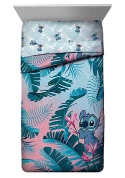 Lilo & Stitch Floral Fun Full Sheet Set