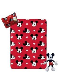 3 Pc Mickey Mouse Throw Pillowbuddy Decorative Pill