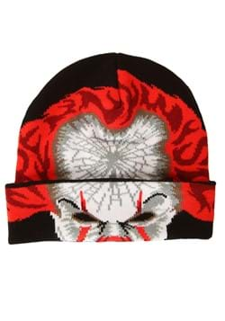 IT Pennywise Flip Down Beanie