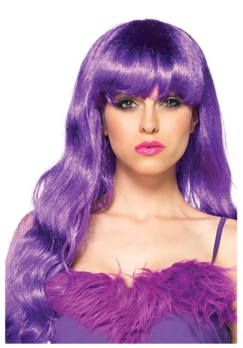 Women's Purple Wig